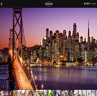 طراحی سایت شرکتی کد 3018